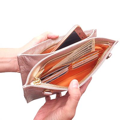 お財布としても